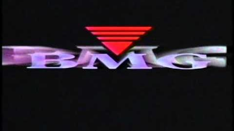BMG Video Logo