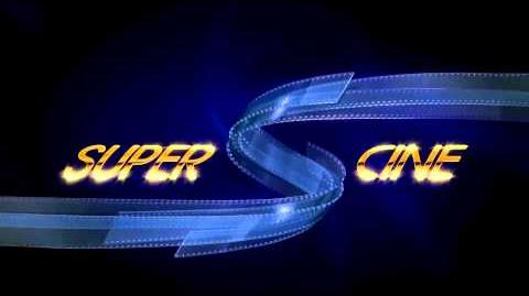 Supercine Logo - 2008 - Tails, be nice, you little doll!!!!
