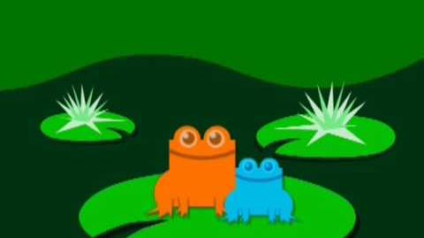 Nick Jr Frogs (2003)