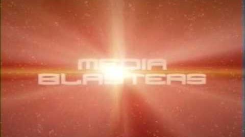 Media Blasters Tokyo Shock Logo!