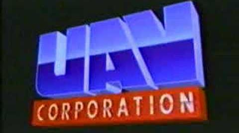 UAV (United American Video) Logo (1991?)