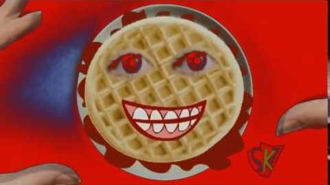 WaffleCake Playhouse Logo Opusc