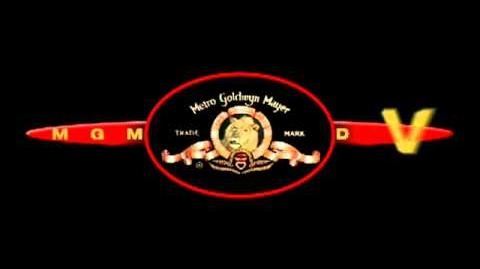 MGM DVD Logo (1998)