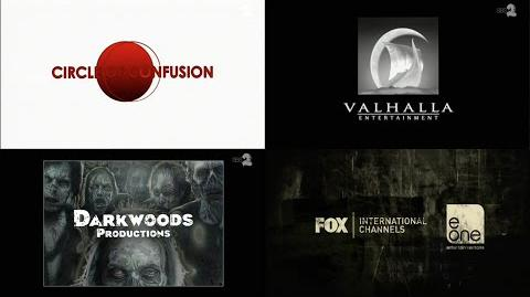 Circle of Confusion Valhalla Darkwoods Productions AMC Studios Fox International Channels eOne