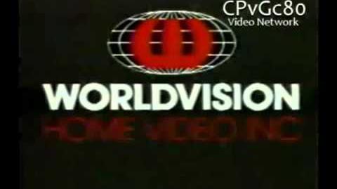 Worldvision Home Video Logo (Sega Genesis Version)