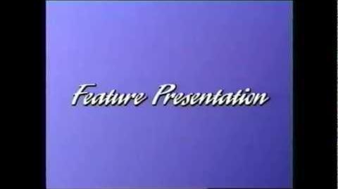 Walt Disney Feature Presentation