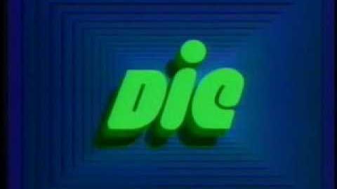 "DIC Entertainment ""Green Vortex"" Logo (1985)"