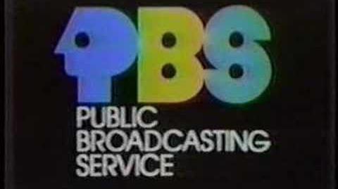 Public Broadcasting Service logo 1971-1985