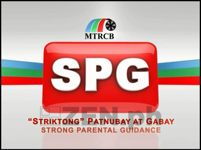 Rated SPG (Strong Parental Guidance) | Scary Logos Wiki