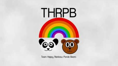 My version of Team Happy Rainbow Panda Bears