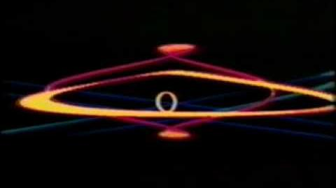 1975 OECA - Scary Logo Ident - Multicoloured Version TVO