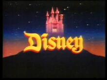 Disney 1986-1993 Logo