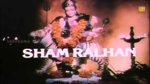 Sham ralhan productions logo