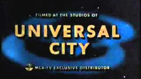 Universal Television Logo 1966-1967 High Tone