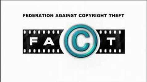 "F.A.C.T Anti-piracy video ""The pirates are out to get you"""