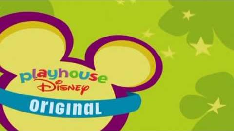 Playhouse Disney Worldwide - Original Ident