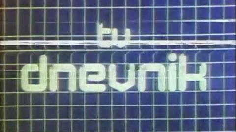 RTV Vojvodina News Intro 1985