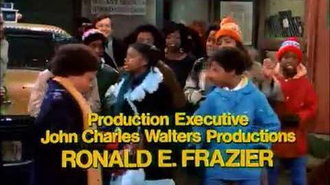 John Charles Walters Productions (Christmas Variant) Paramount Television (1978 1995)