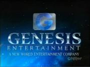 Genesis enertainment logo 1994