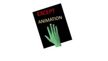 Except Animation Logo