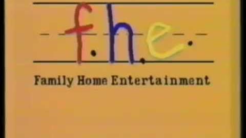 FHE Home Video Logo