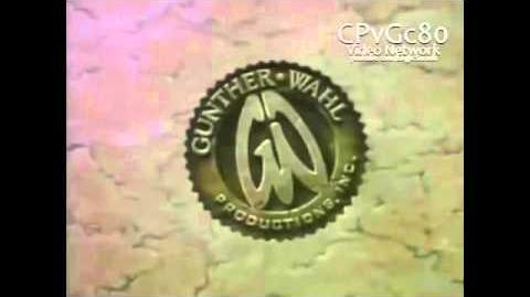 Gunther-Wahl Productions Inc. Logo (1992-2001)