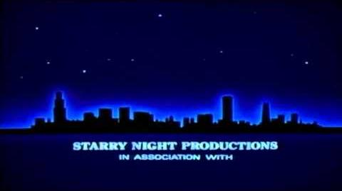 Starry Night Productions Logo (Original)