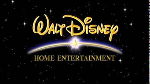 Walt Disney Home Entertainment (Black background) Widescreen