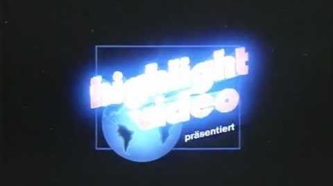 Intro VHS-Video Highlight Video, 1989-1