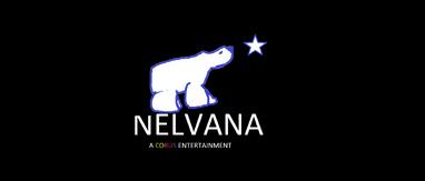 NELVANA POLOR BEAR LOGO COURS
