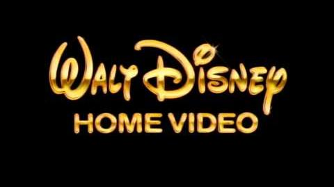 1991 Walt Disney Home Video Logo