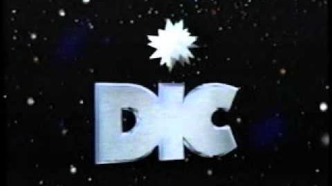 DiC (1998) Logo, A little less Scarier