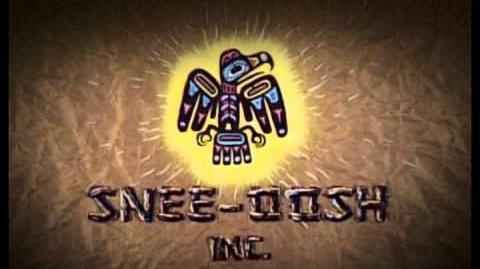 Snee Oosh (Variant 1998) Nickelodeon Network (Hey Arnold! Variant 2000) Recreation