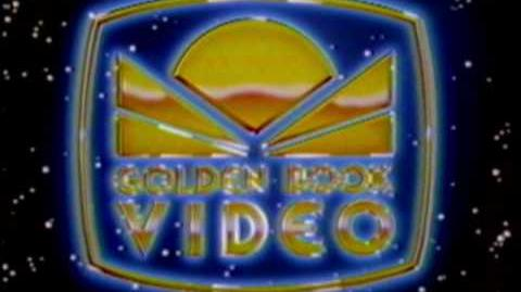 "Golden Book Video ""Outer Space"" Closing Logo - The Best Version There Is (1985)"