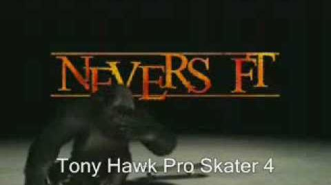 Neversoft Logos THPS to THUG 2