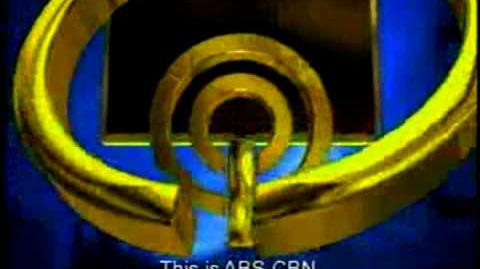 ABS-CBN 50 Years Gold station ID