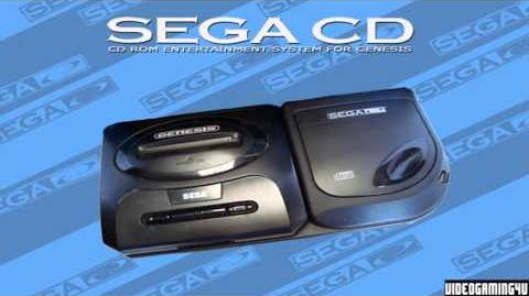 Sega CD Error Message