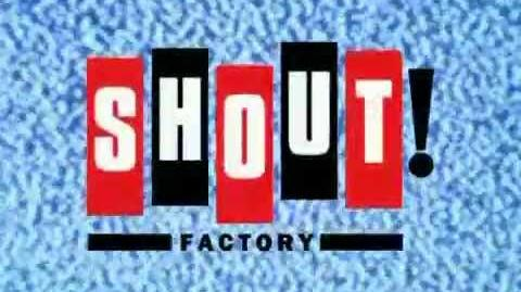 Shout Factory 2007 Logo