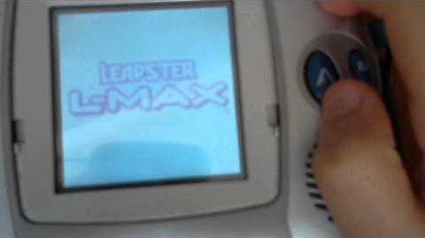 Leapster/Leapster L-Max