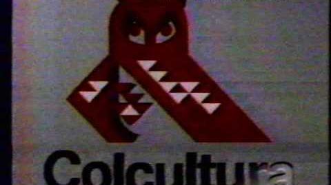 LOGOTIPO COLCULTURA COLOMBIA 90S