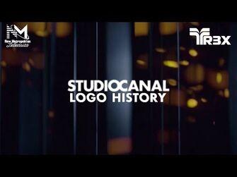 StudioCanal Logo History