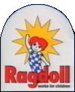 Ragdoll 1994 logo