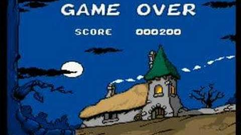 Game Over House