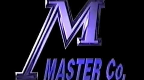 Master Co. - logo, 1990s