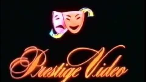 VHS Companies From the 80's -232 PRESTIGE VIDEO LOGO