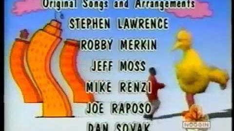 Sesame Street End Credits