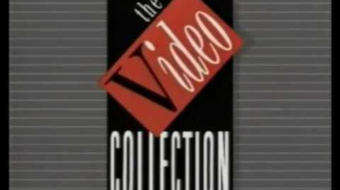 The Video Collection (VCI) logo 1984 1985