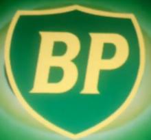 BP Shield as seen in