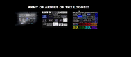 Armiy of armies of THX Logos