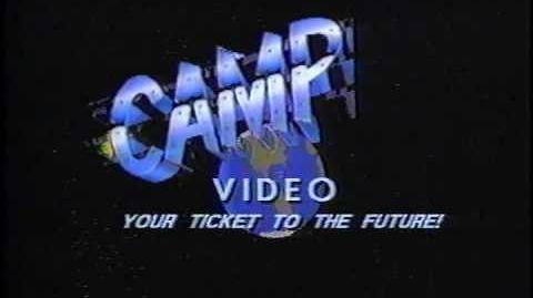 CAMP VIDEO LOGO